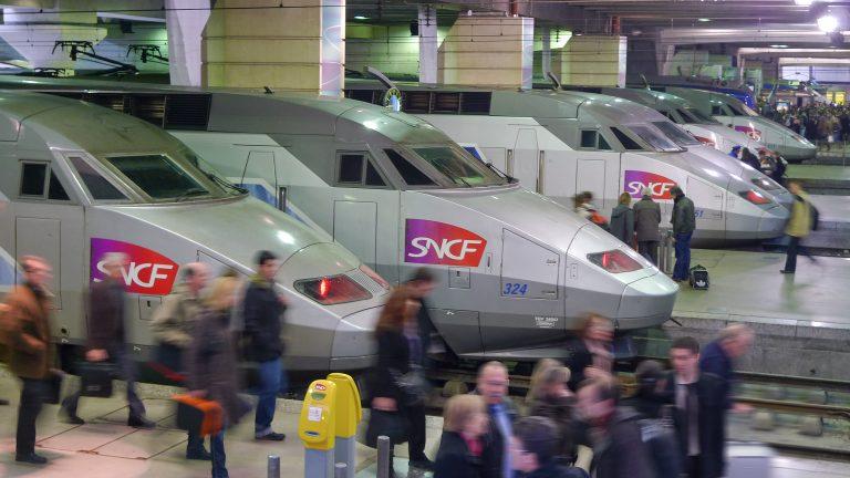 TGV Paris-Montparnasse