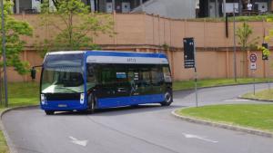 Aptis Alstom Bus electrique