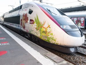 TGV l'Océane LGV SEA