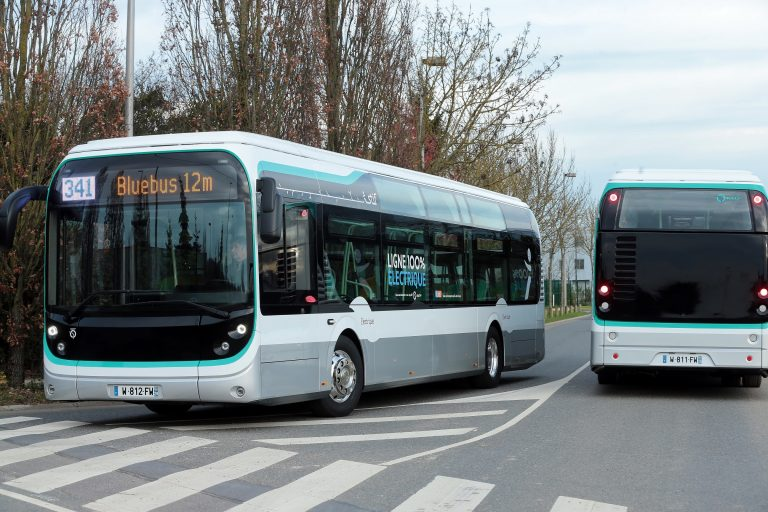 L'appel d'offres massif pour les bus électriques est lancé — Ile-de-France