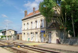 Gare de Montataire Oise (60)