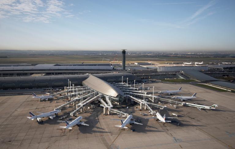 Aéroport de Roissy CDG Terminal 2 F