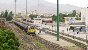 Iran gare Arak