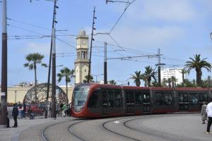 Tramway de Casablanca RATP Dev