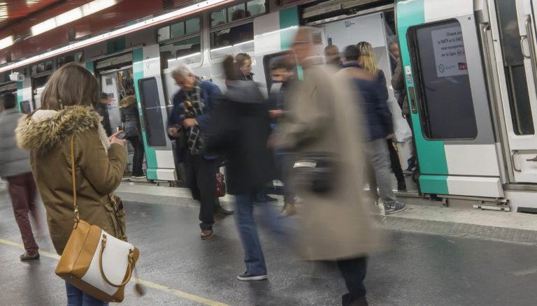 RER A pilotage automatique