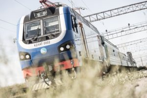Kazakhstan Alstom
