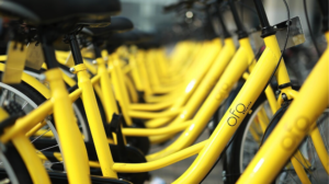 Ofo free floating vélo Paris
