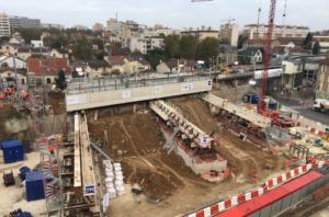 Ripage RATP Arcueil-Cachan