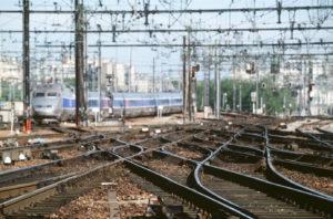 Infra SNCF Réseau 2 Rail sillons