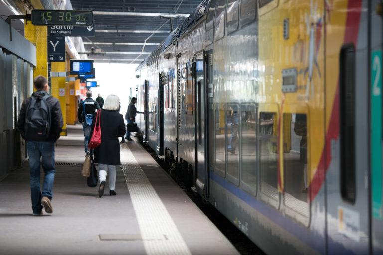 Voyageurs TER - Gare de Metz