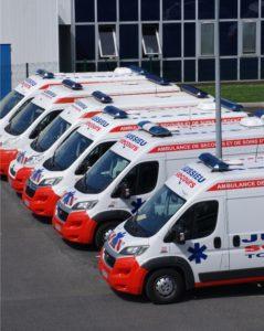 Keolis Santé Jussieu Secours France Transport sanitaire