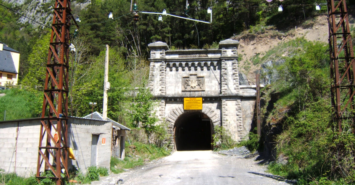 Somport Tunnel