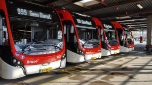 bus Transdev Pays-Bas
