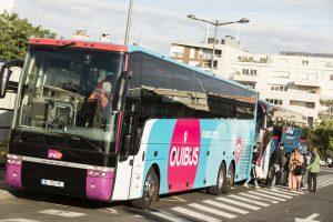 Autobus Ouibus gare routière