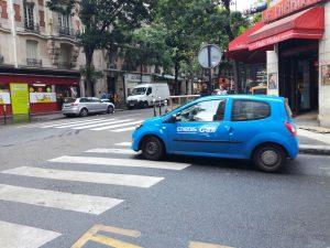 Enedis véhicule capteur pollution