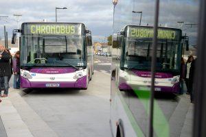 Bus Nantes Chronobus