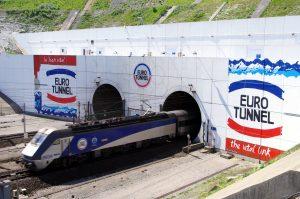 Eurotunnel côté France