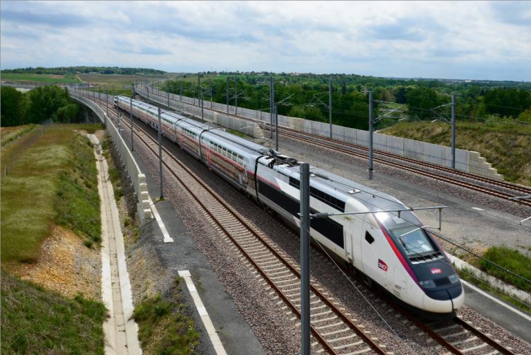 TGV sur LGV SEA