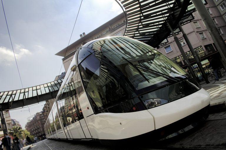Tram de Strasbourg