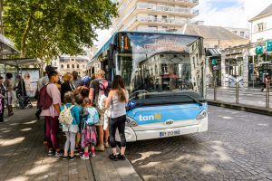Niort nouvelle livrée juillet 2017 des bus