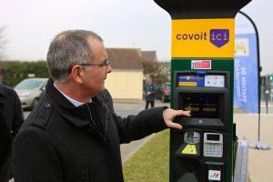 service Covoit'ici Ile-de-France