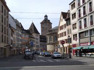 rue Strasbourg