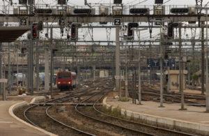 Infra SNCF Réseau Sillon Rail circulations