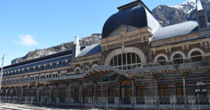 Canfranc Gare