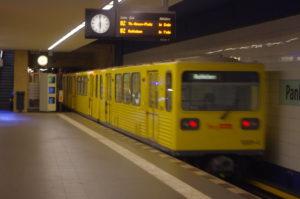 BVG U-Bahn