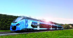 Hydrogene Alstom