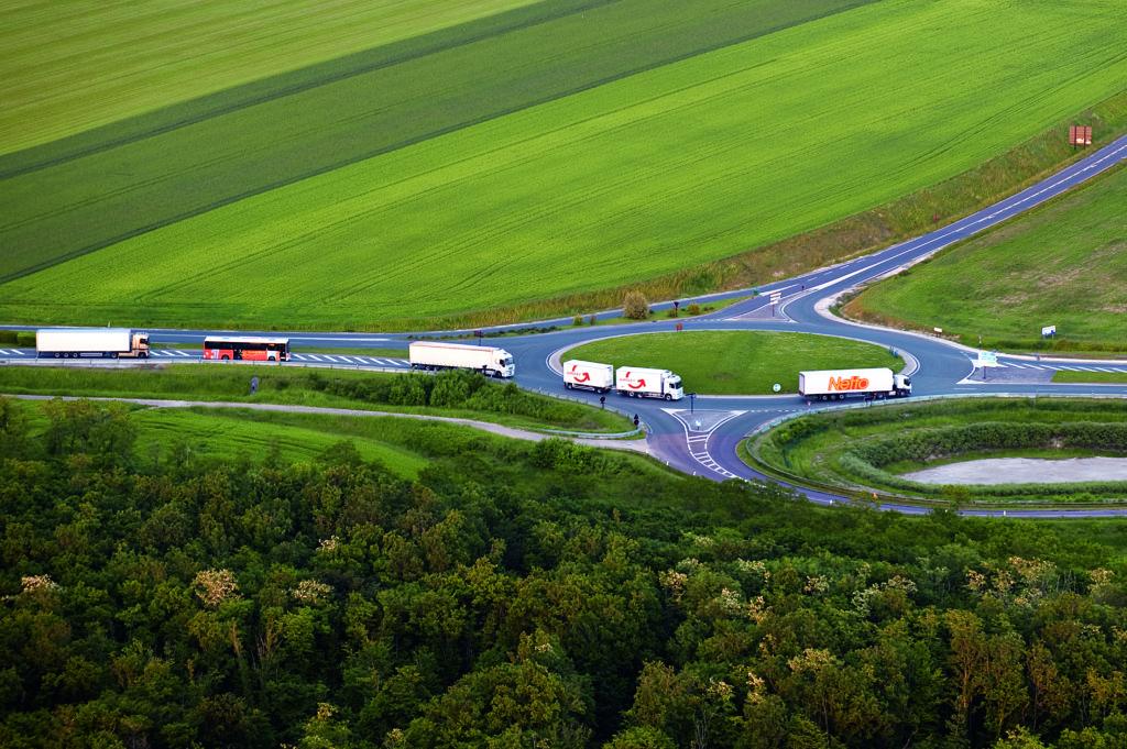 86 % des entreprises de transport routier (hors alimentation) sont à l'arrêt selon la FNTR