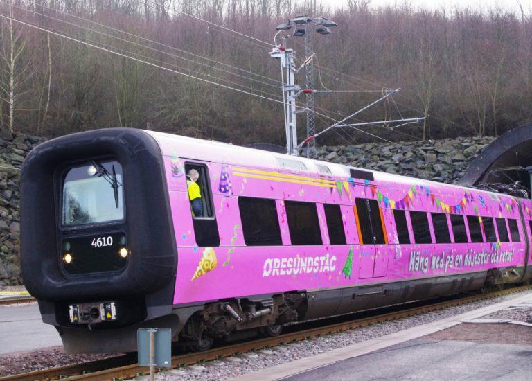 Train de l'Öresund