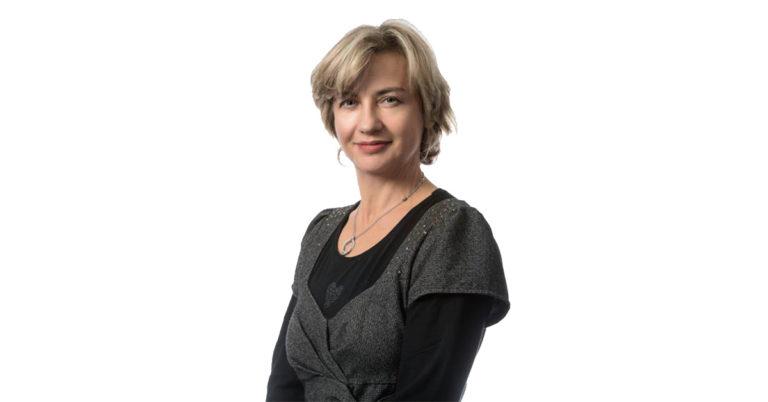 Sophie Schmitt, diurectrice des gares de la SGP