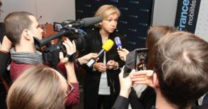Valérie Pécresse CDG Express