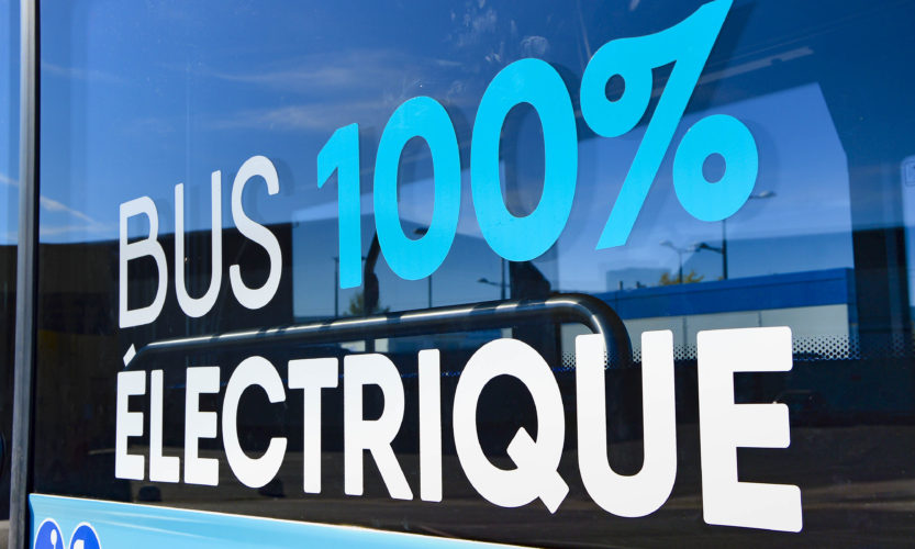 VDL bus electrique articule-Orleans
