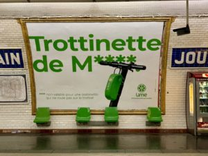 Lime_trottinettes metro