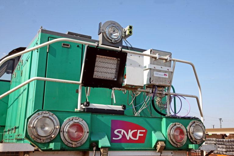 Train téléconduit SNCF