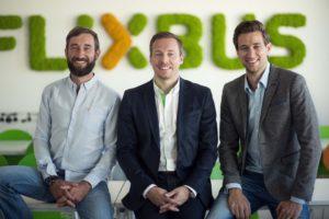 FlixBus FlixTrain cofondateurs