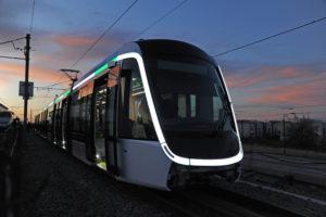 Premiere vue du tram T9