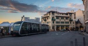 BHNS tram'bus Bayonne