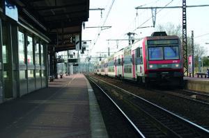 Gare Melun