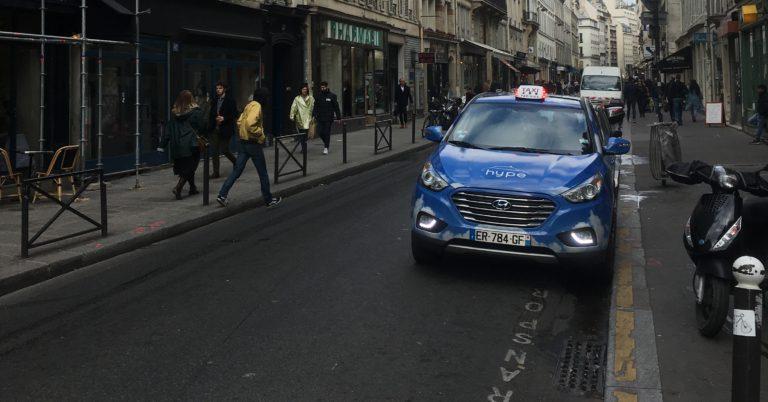 Taxi Hype