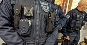 RATP agents caméras