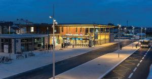 Juvisy gare travaux 2019