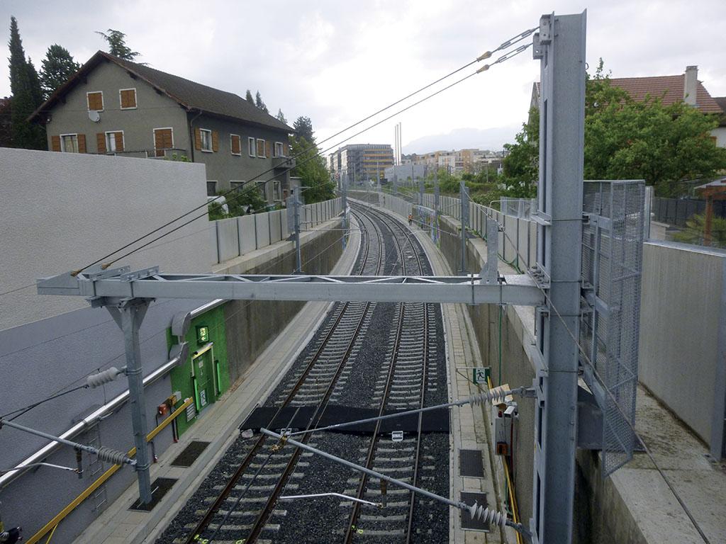 Tunnel CEVA