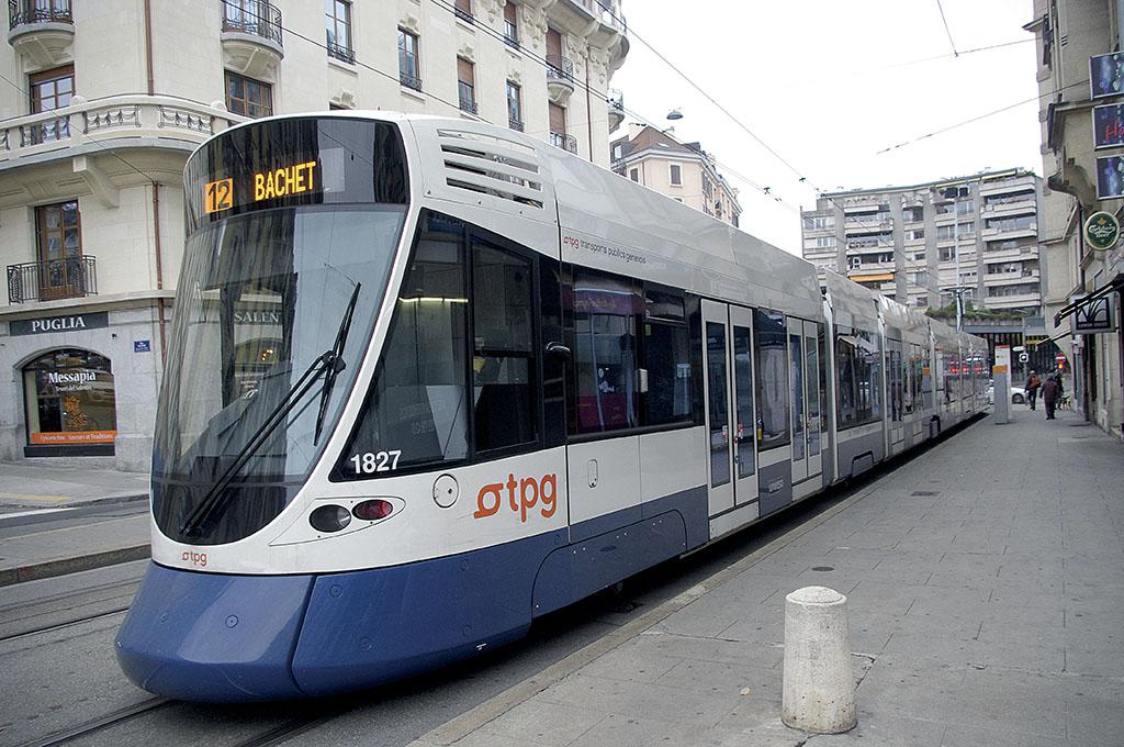 Tram Annemasse