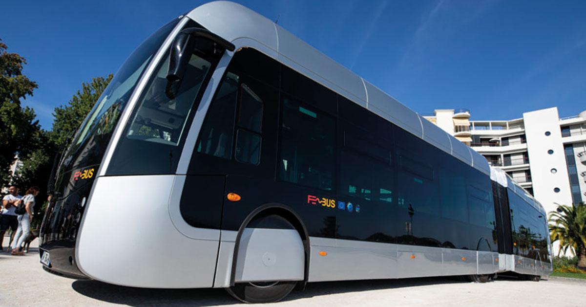 Pau bus hydrogene