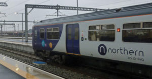 Angleterre Trains Northern