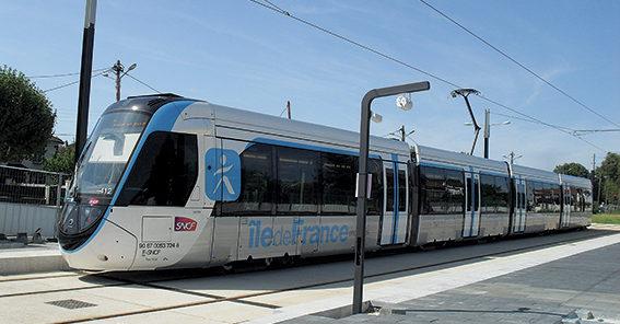 Tram-train T4