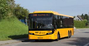 Keolis Danemark Bus electriques